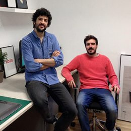 Estudio John Pepe, Design IED Madrid