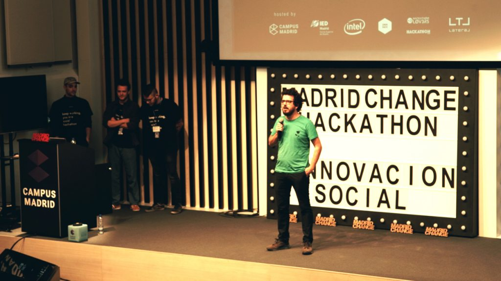 Hackathon Madrid Change IED Madrid