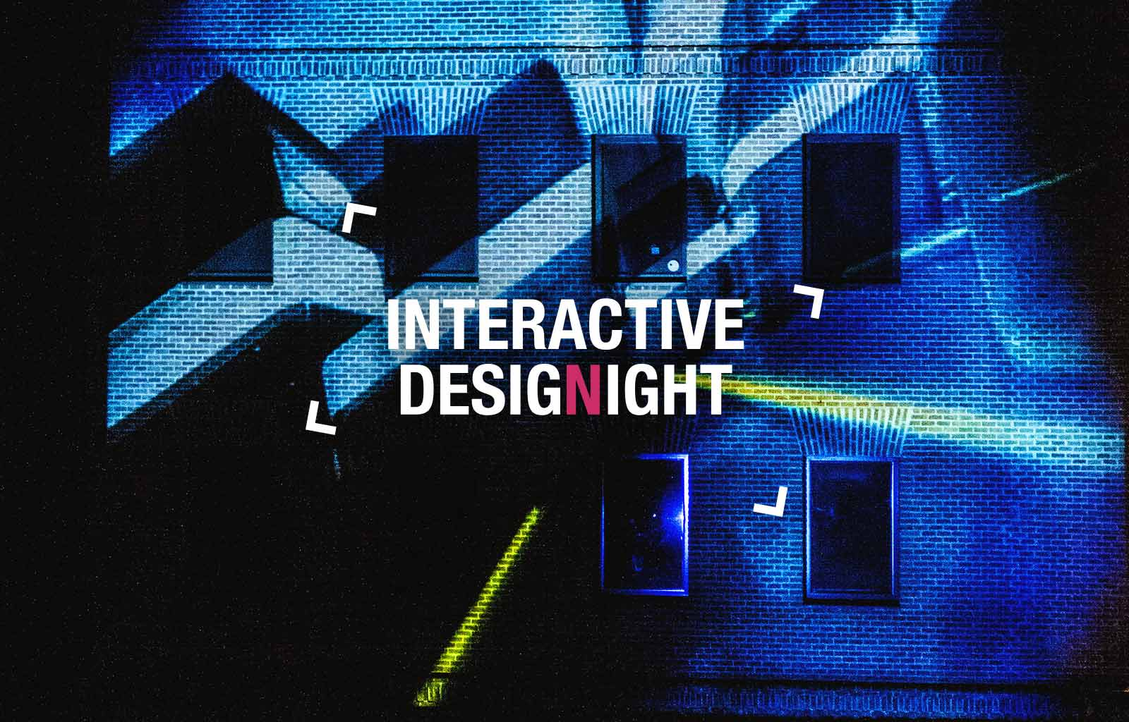 Interactive Design Night